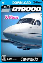 Carenado B1900D for X-Plane 11