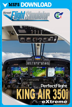 King Air 350i Extreme (MSFS)