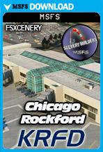 Chicago Rockford International Airport (KRFD) MSFS