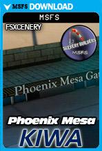 Phoenix Mesa Gateway Airport (KIWA) MSFS