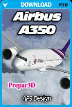 Airbus A350 P3D