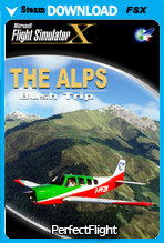 Bush Trip - The Alps (FSX)