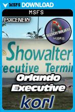 Orlando Executive Airport (KORL) MSFS