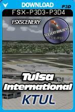 Tulsa International Airport (KTUL)