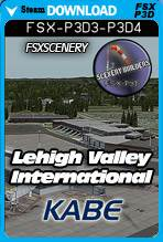 Lehigh Valley International Airport  (KABE)