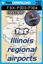 1st Illinois Regional Airports Pack