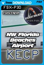 Northwest Florida Beaches International Airport (KECP)