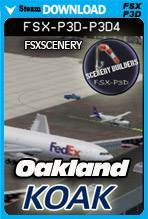 Metropolitan Oakland International Airport (KOAK)