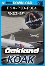 Metropolitan Oakland International Airport (KOAK)