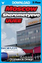 UUEE Moscow Sheremetyevo XP V2 (X-Plane 11)