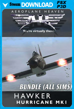 Hawker Hurricane Mk1 (Bundle)