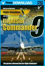 FlightSim Commander 9