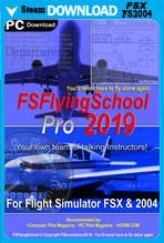 FSFlyingSchool Pro 2019 (FSX / FS2004)