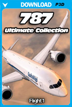 QualityWings - Ultimate 787 Collection (P3D)