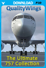 QualityWings - The Ultimate 757 Collection (P3D v4)