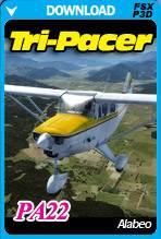 Alabeo PA22 Tri-Pacer (FSX/P3D)