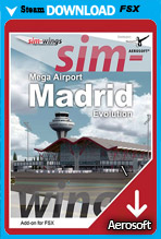 Mega Airport Madrid Evolution