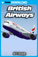 British Airways Airbus v2 (Steam)