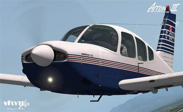 Piper Arrow III for X-Plane