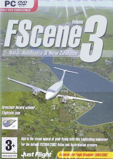 FS Scene 3D Volume 3 Asia, Australia, New Zealand