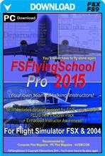 FSFlyingSchool PRO 2015 (FSX)