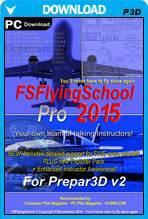 FSFlyingSchool PRO 2015 (P3DV2)