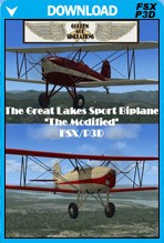 1930's -40's Great Lakes 'Modified' Sport