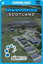 Inverness Airport EGPE (FSX+P3D)