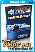 FS2Crew PMDG J41 Button Control