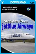 jetBlue Airways Missions Pack