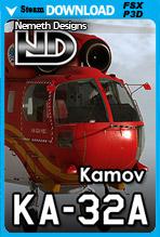 Kamov KA-32A (FSX/P3D)