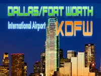 KDFW Dallas/Fort Worth International Airport Add-On for Tower! 2011