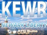 KEWR Newark Liberty Add-On for Tower! 2011