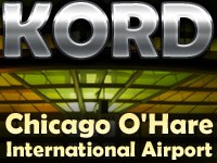 KORD Chicago O'Hare International Airport Add-On for Tower! 2011