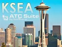 KSEA Seattle Tacoma International Airport Add-On for Tower! 2011