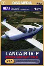 FTX - Lancair IV P