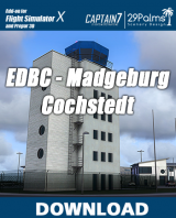 Madgeburg-Cochstedt Airport (FSX/FSX:SE/P3D)