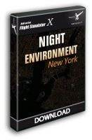 Night Environment: New York