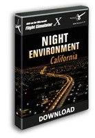 Night Environment - California