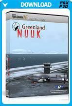 Greenland - Nuuk X (FSX+FSX:SE+P3Dv2, v3)