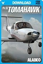 Alabeo PA-38 Tomahawk (FSX+P3D)