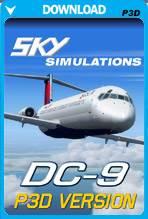 McDonnell Douglas DC-9 v2 For PREPAR3D