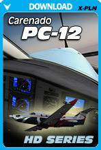 Carenado PC12 HD SERIES for X-Plane 10