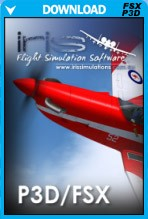 IRIS - Pro Training Series - Pilatus PC-9/A (FSX/P3D)