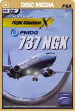 PMDG 737 NGX (FSX)