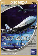 PMDG 747-400X - Queen Of The Skies
