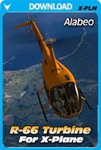 Alabeo R66 Turbine for X-Plane