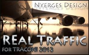 Real Traffic for Tracon 2012