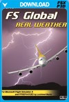 FS Global Real Weather 32 Bit (FS9/FSX/P3D/XPLANE 10)