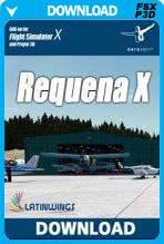 Requena X (FSX+FSX:SE+P3D)